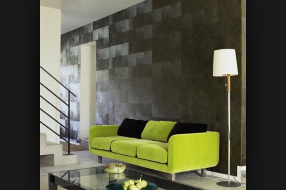 Optimisation d'espace décoration avec du papier peint ELITIS