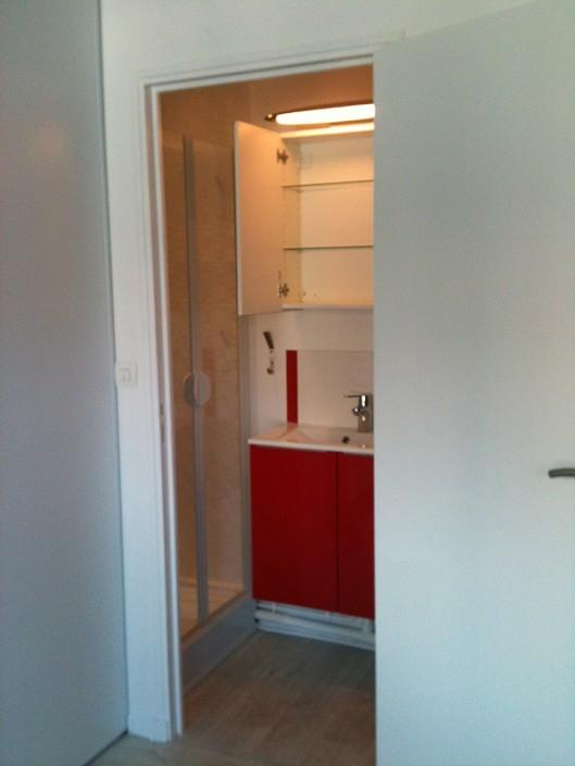 Nouvelle Salle de bain réabilité