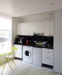 Nouvel espace cuisine aménagée