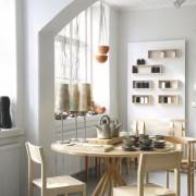 La déco scandinave apporte calme et douceur à la cuisine © Nicolas-Millet